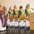 80 Jahre Gelb-Blaue Funken