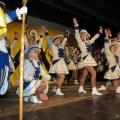 10. Biwak in Gelb und Blau