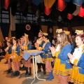 12. Biwak in Gelb und Blau